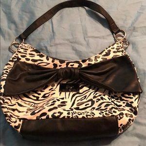 Metal mulisha small purse